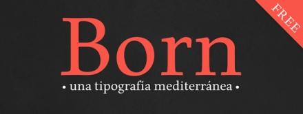 Born Free Font
