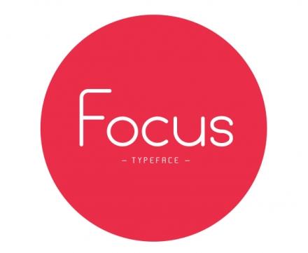 Focus Typeface Free