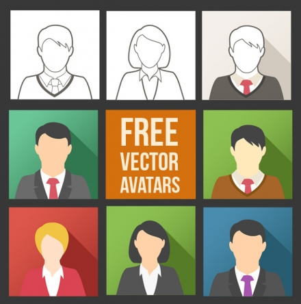 Free Vector Avatars