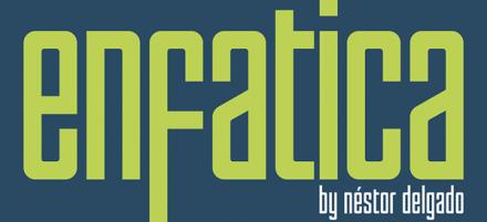 Enfatica Typeface