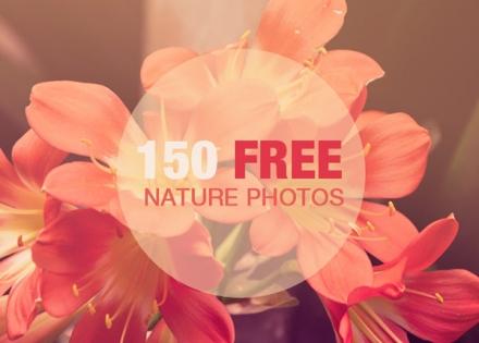 150 Free Nature Photos