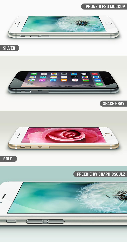 iphone 6 mockup free