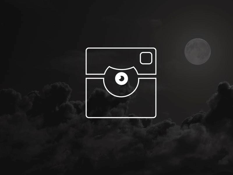 instagram halloween icon