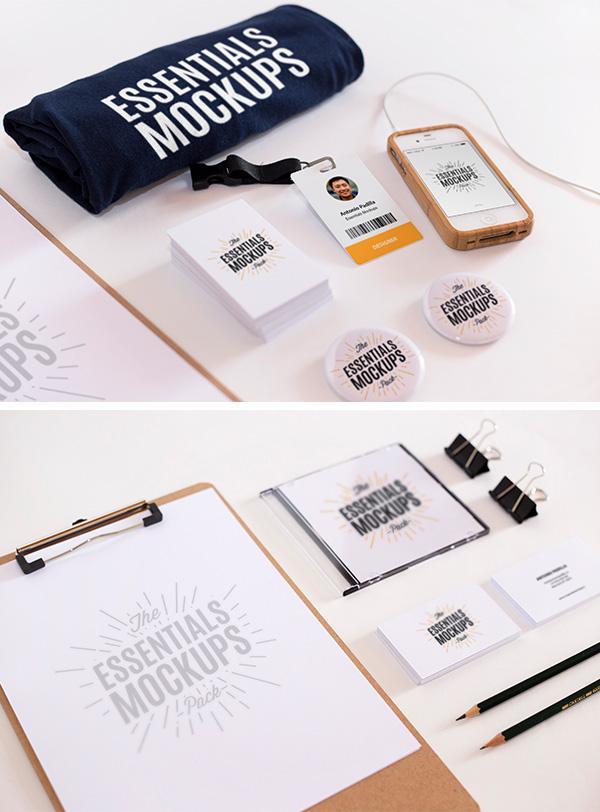 mockup branding free