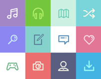 free icons psd pack