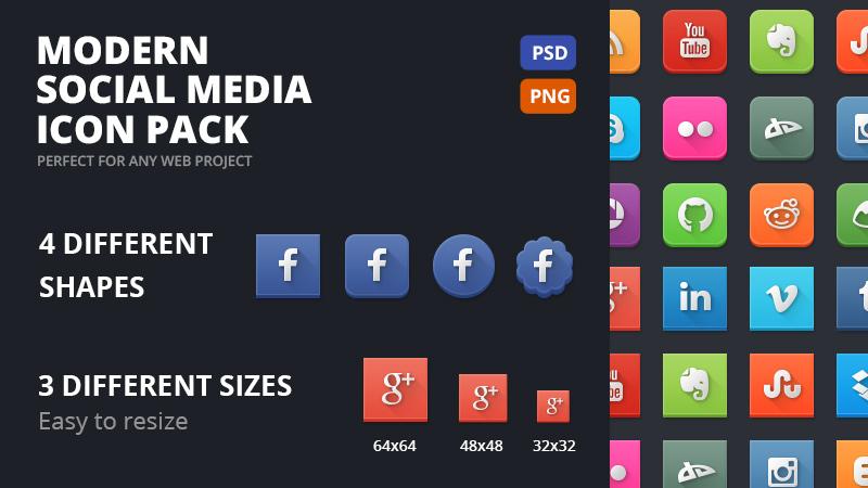 ree-modern-social-media-icon-pack