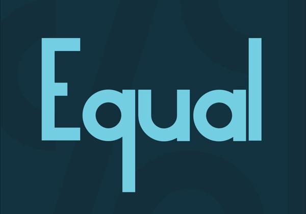 equal-free-font