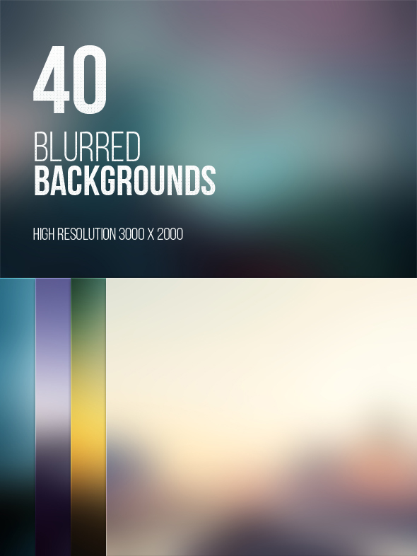 40 blurred backgrounds hd free